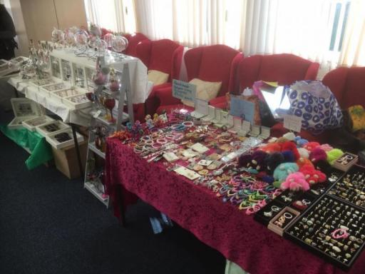 More goods at the Craft Fair